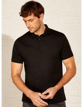 Fashion Fit Bar Polo Shirt